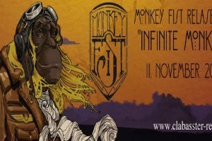 "Monkey Fist – ""Infinite Monkey"" – Releaseparty"