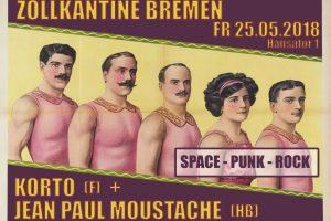 Korto (FR) + Jean Paul Moustache (HB)
