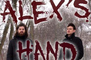 Alex´s hand // polystylistic avantgarde-rock
