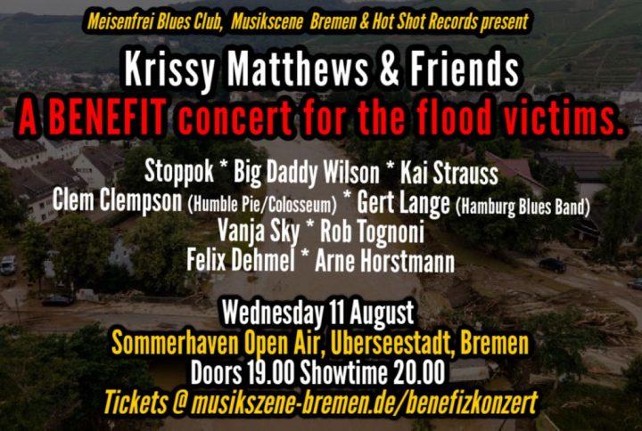 Krissy Matthews & Friends
